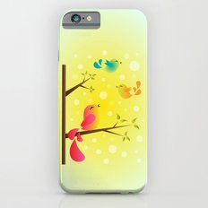 Fly High, My Babies! iPhone 6 Slim Case
