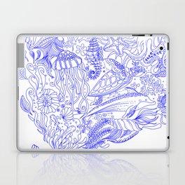 Bottle of Ocean Laptop & iPad Skin