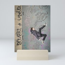 Jump Mini Art Print