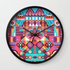 Schema 9 Wall Clock