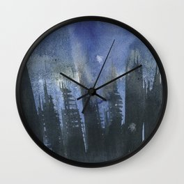 Metropol 15 Wall Clock