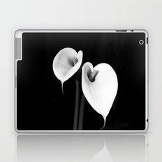 Calla Lilies - B&W Laptop & iPad Skin