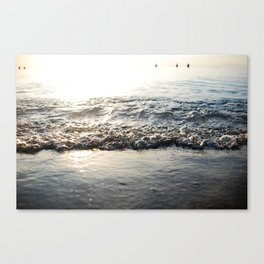 Sunrise Shore Canvas Print