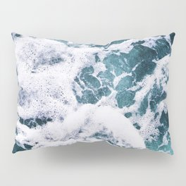 Rough Ocean Pillow Sham
