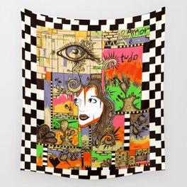 Saudade Wall Tapestry