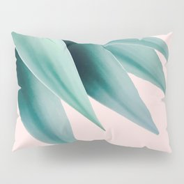 Agave flare Pillow Sham
