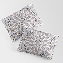 Agate Mandala Pillow Sham