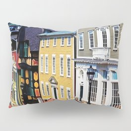 H.P. Lovecraft's Fleur-de-Lys building Providence, Rhode Island Photograph #1 Pillow Sham