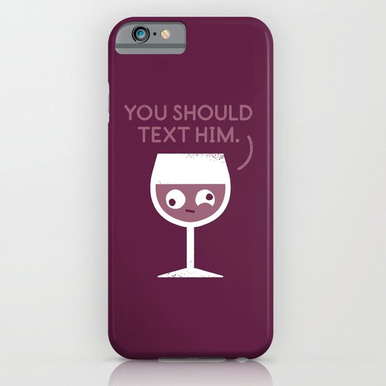 You Red My Mind iPhone & iPod Case