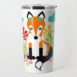 Miss Fox Travel Mug
