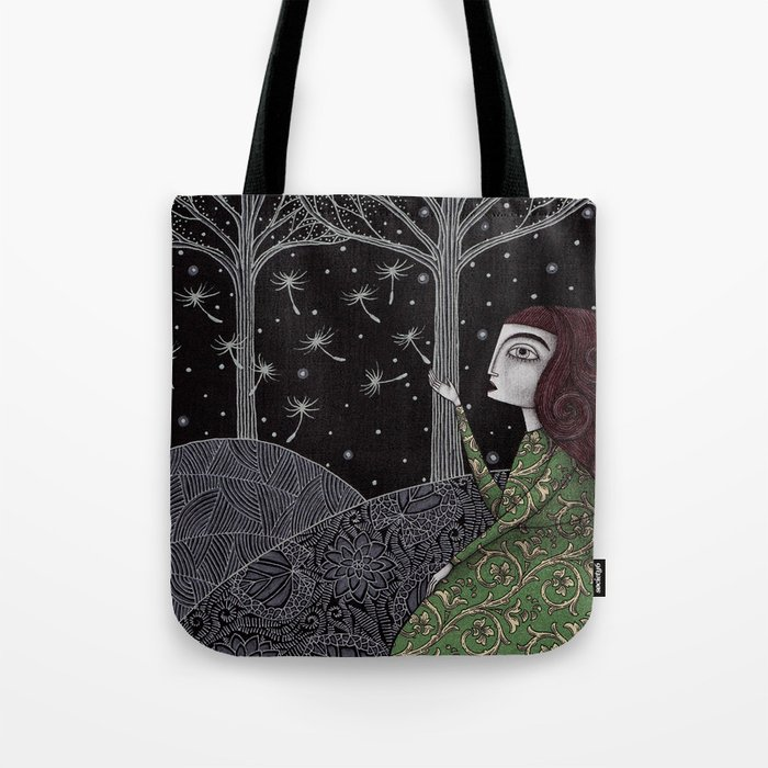 My Winter Stars Tote Bag