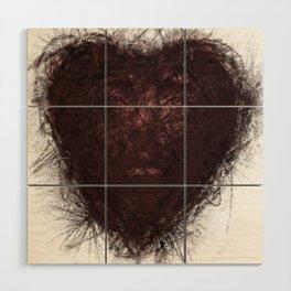 heart of love Wood Wall Art