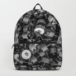 Chrome dumbbells Backpack