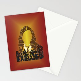 Hermione Stationery Cards