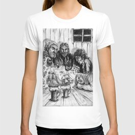 PIRATES RUMORS T-shirt