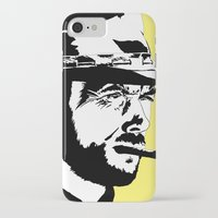 clint barton iPhone & iPod Cases featuring Clint by Gary Barling