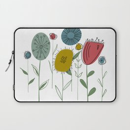 Be Unique Flowers Laptop Sleeve