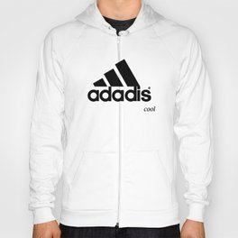 ADADIS ADIDAS .. COOL .. FOR LIGHT COLOURED T-SHIRTS CLOTHING Hoody