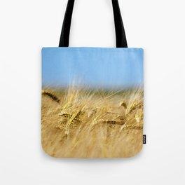 Blue & Gold Tote Bag