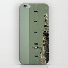 On Lake Michigan iPhone & iPod Skin
