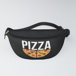 Pizza Salami Fanny Pack