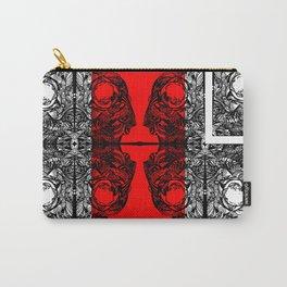 Red velvet Carry-All Pouch
