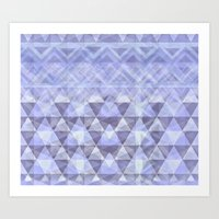 nordic Art Prints featuring Nordic Winter by gretzky