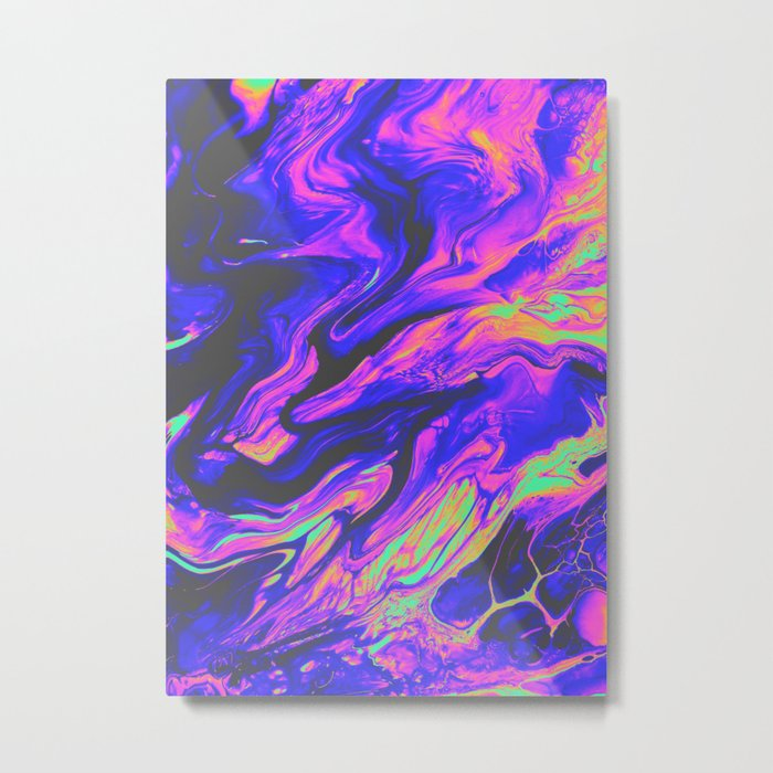 DOING IT TO DEATH Metal Print