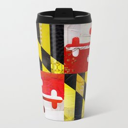 Maryland Pride Travel Mug