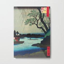 Sumida River Metal Print