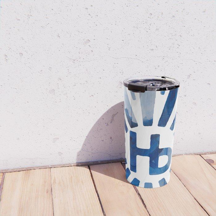 Hermosa Beach Durban Sunburst Travel Mug