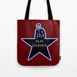 Sam Seaborn (Star)  Tote Bag