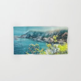 California Dreamin' Hand & Bath Towel