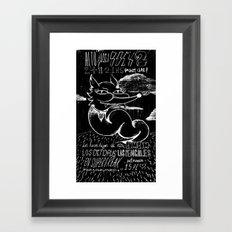 ZARATE Framed Art Print