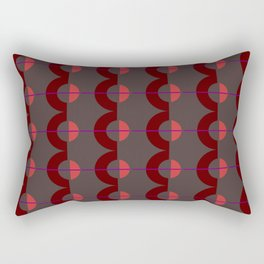 zappwaits graphic Rectangular Pillow