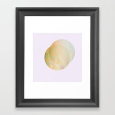 Knee Height Framed Art Print