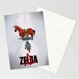 Zelda/Akira Stationery Cards