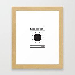NOTHING #2 - TGI Sunday Framed Art Print