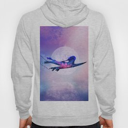 into the blue Hoody