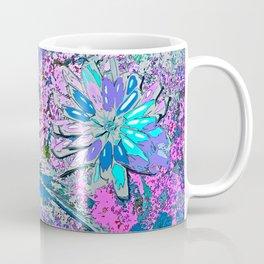 Palms Ferns and Flowers #5 Coffee Mug