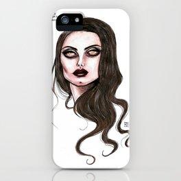 Lana No. 5 iPhone Case