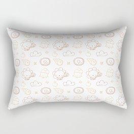 Caramel Town - Roro Rectangular Pillow