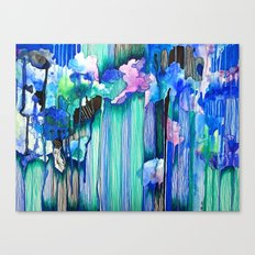Cool Water Canvas Print
