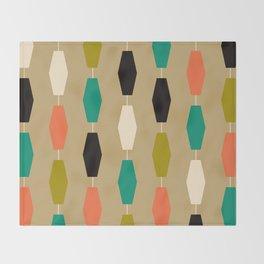 Colima - Tan Throw Blanket