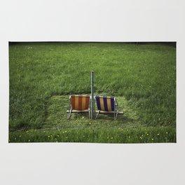 Swiss Seats Rug