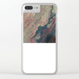 Oceans of an Alternate Dimension Clear iPhone Case