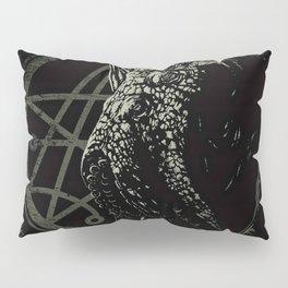 Cthulhu - Chant design - Necronomicon symbol Pillow Sham