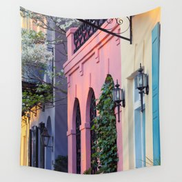 East Bay Street 1 Wall Tapestry