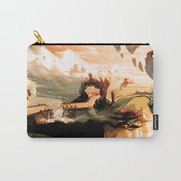Fantastical Landscape Carry-All Pouch