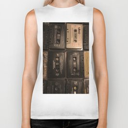 The Mixed Tape Project Biker Tank